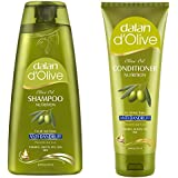 Dalan d'Olive Combo - Anti Dandruff Shampoo(400ml) & Conditioner(200ml)