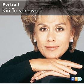 Kiri Te Kanawa - Artist Portrait 2007