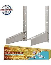 Monitor Split AC Stand, White
