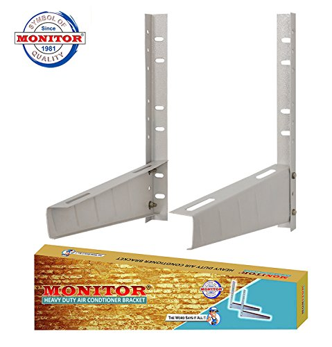 Monitor Split Ac Stand / Heavy Duty Air Conditioner Outdoor Unit Mounting Brackets