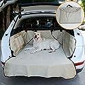 ZHANGZHIYUA Hundesitz Cargo Liner, Dog Cargo Liner für SUV, Universal Fit für jedes Tier. Haltbare Schutzhüllen (Standard),B