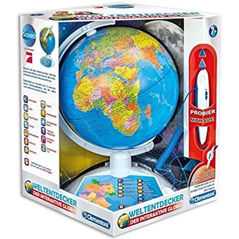 Galileo 69.362,7 - Descubriendo el mundo, mapa del mundo interactivo