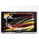 atFoliX Folie für Becker Active.6/6S EU Displayschutzfolie - 3 x FX-Antireflex-HD hochauflösende entspiegelnde Schutzfolie