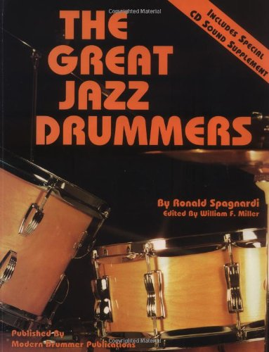 Great Jazz Drummers (The modern drummer library)