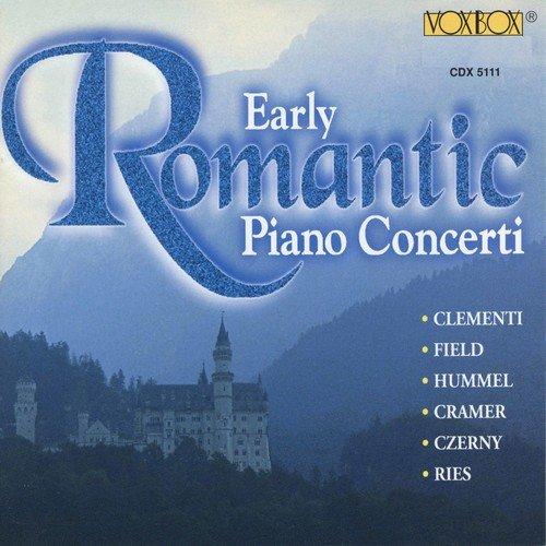 Romantische Klavierkonzerte die Frü - Czerny Sinfonie