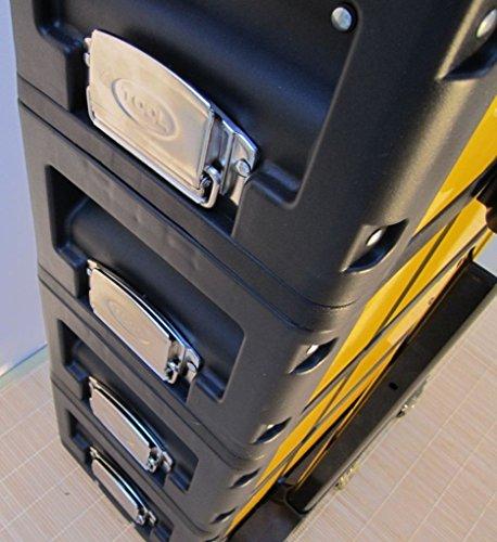 Metall Werkzeugtrolley Werkzeugkasten Werkstattwagen XL Type B305ABD von AS-S - 5