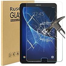 Galaxy Tab A 10.1 Vidrio a prueba de balas, Rusee Protector de pantalla de vidrio templado Protector de pantalla de película blindada para Samsung Galaxy Tab A 10.1 T580N / T585N Dureza anti-arañazo 9H