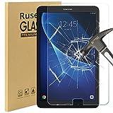 Rusee Galaxy Tab A 10.1 Panzerglas, Gehärtetem Glas Schutzfolie Folie Panzerfolie Displayfolie for Samsung Galaxy Tab A 10.1 T580N/T585N Klar Anti-Kratz 9H Härte