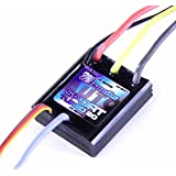 Mtroniks Auto Sport Tuned 20 ESC Electronic Speed Controller for Tamiya Radio Controlled Cars by Mtronics
