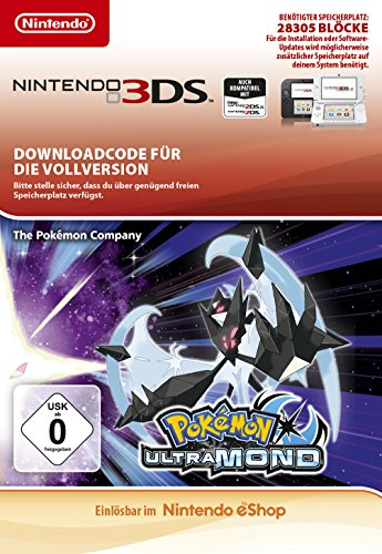 Pokemon Ultra Mond [Nintendo 3DS Download Code]