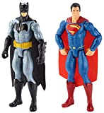 Batman - DLN32 - Pack De 2 Figure vs Superman - 30 Cm