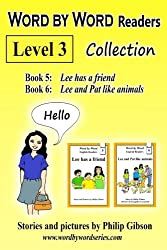 Word by Word Readers: Level 3: Book 5 + Book 6: Volume 3 (Word by Word Collections)