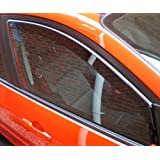 heko-29398(2pièces) Déflecteurs d'air pour Toyota Auris 2007sur 3portes hatchback