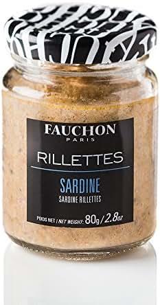 Fauchon - Rillettes de Sardines