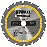 DeWalt DT1948-QZ Kreissaegeblatt Akku 165/20mm 16WZ, 6 Stück