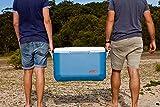 Coleman Passive Kühlbox 70QT Extreme - Mobile Thermobox fürs Auto & Camping, Fassungsvermögen 66 Liter (20x1,5L Flaschen) Coolbox -