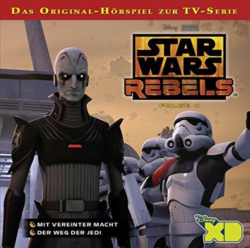 Mit vereinter Macht / Der Weg der Jedi: Star Wars Rebels 4 8 Spieße