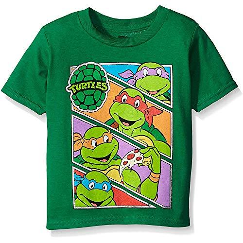 Teenage Mutant Ninja Turtles Baby Boys' Toddler Group Tee Shirt 12Months
