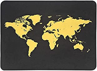 Bulletin boards buy bulletin boards online at best prices in india marine pearl designer frameless eva 15 x 2 ft world map pin up board notice board gumiabroncs Gallery