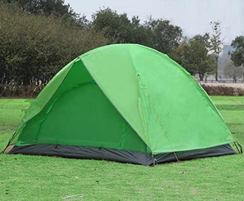 ZHUCHANGJIANG ZC&J Outdoor tenda tenda tenda da 3-4 persone, vento da stoffa Oxford e crema solare per pioggia, per la spiaggia, campeggio, tende portatili,verde,2 Person B072HHCSJJ Parent   Un equilibrio tra robustezza e durezza    Ottima qualità    Online Store  0aacd7