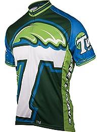 e5e7cd8f4 Adrenaline Promotions NCAA Tulane Green Wave Cycling Jersey