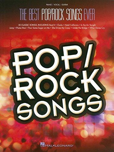 Preisvergleich Produktbild The Best Pop/Rock Songs Ever (PVG). Für Klavier, Gesang & Gitarre