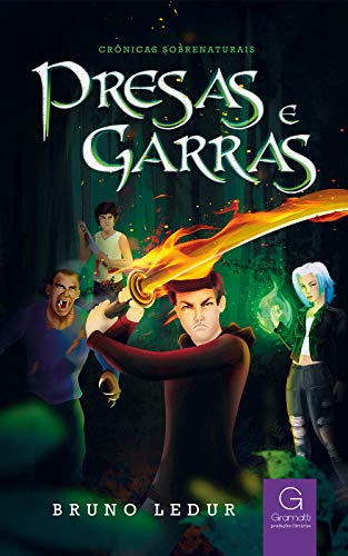Presas e Garras (Crônicas Sobrenaturais Livro 1) (Portuguese Edition) (Halloween Bruxa De Fantasia De)
