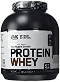 Optimum Nutrition Protein Whey Powder, Chocolate, 1.7 kg