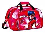 Ladybug Marinette Kinder-Sporttasche, 40 cm, Rosa