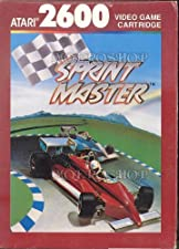 Sprint Master [Atari 2600]