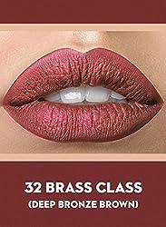 SUGAR CosmeticsSmudge Me Not Liquid Lipstick Combo (32 BRASS CLASS + 36 PINK CLINK)