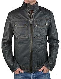 Suchergebnis auf für: Lederjacke Für Herren