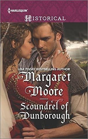 Scoundrel of Dunborough (Harlequin Historical) by Margaret Moore (2015-12-15)