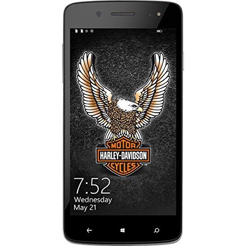 NGM Harley-Davidson Smartphone, Dual Sim, Nero [Italia]