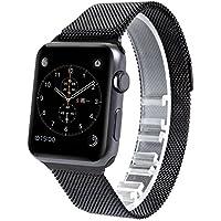 Elobeth Cinturino sostitutivo per Apple Watch, con chiusura magnetica in