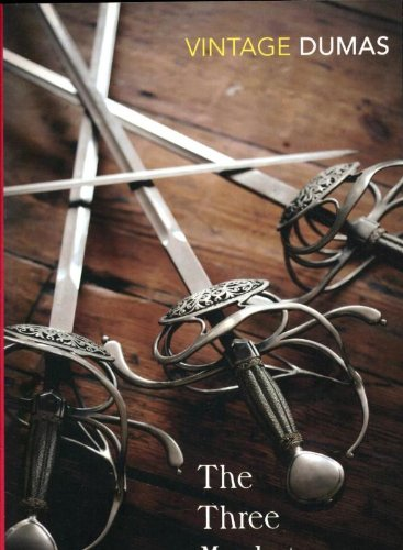 The Three Musketeers (Vintage Classics)
