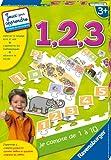 Ravensburger - 1 2 3 - Jeu