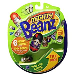 Mighty Beanz - Series 2 (Pack of 6)