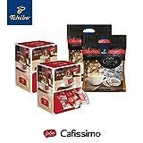 Tchibo Cafissimo Set fürs Büro in Kooperation mit Lotus-Keksen, 2x Lotus Kekse (einzeln verpackt) und 2x Caffe Crema (200 Pads)