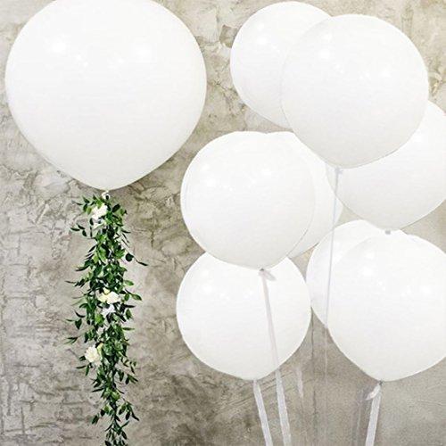 36 Zoll wiederverwendbarer riesiger Latex-Ballon für Hochzeitsfest-Festival Karneval-Ereignis-Dekorationen (Blau Latex-luftballons Royal)