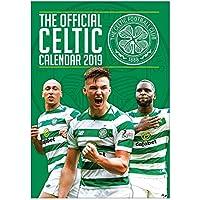 Offizielles Celtic FC 2019 Fußball Kalender 420mm x 297mm (A3)