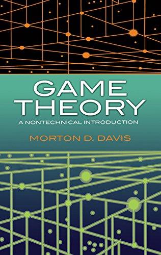 Game Theory: A Nontechnical Introduction (Dover Books on Mathematics) por Morton D. Davis