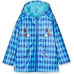 Tuc Tuc Prenda Yeti And Co. Abrigo Para Niños Azul Tamaño 1 Año