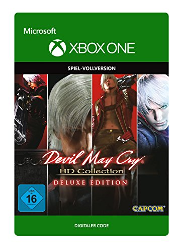 Devil May Cry HD Collection & 4SE Bundle | Xbox One - Download Code (Download Hd)