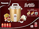 Panasonic SRWA18GHCMB Rice Cooker Combo Pack, 1.8 Litre