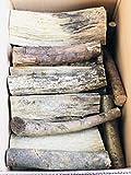 MGI DEVELOPPEMENT Heizholz, 100% hergestellt in Frankreich, Qualität geschnitten in 33 cm - mehr als 2 Jahre Trocknung - Karton mit 30 kg / 96 l - schneller und kostenloser Versand