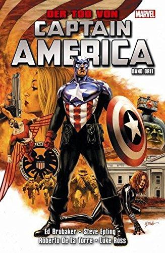 Captain America: Der Tod von Captain America: Bd. 3