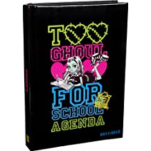 Monster High MON5373 - Agenda escolar 2011/2012