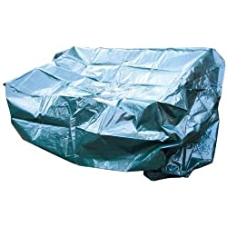 Silverline 691790 - Funda protectora para banco de jardín (1.600 x 750 x 780 mm)