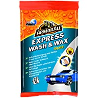 Armor All 61025271015 Express Wash & Wax Wipes – Pack of 12 - ukpricecomparsion.eu